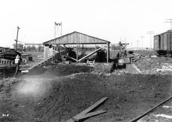 Alfred Peat Bog Railway
